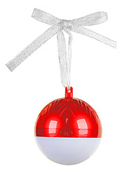 cheap -Christmas Ball Bluetooth Audio TWS Paired LED Flash New Gift Small Speaker