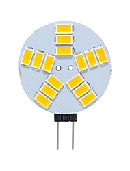 cheap -G4 DC AC 12V LED Light Bulb 15 Leds 5730 SMD Car Light Source