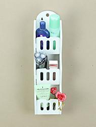 Недорогие -Место хранения организация Косметологический макияж Пластиковая пена из ПВХ Прямоугольная форма Творчество / Оригинальные / Тройной слой