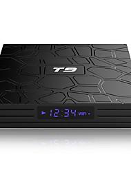 cheap -T9 Tv Box Android 8.1 Wifi Tv Box Bluetooth 4.0 Rk3328 Quad Core 4G Smart Tv Box Set Top Android 8.1 Box 5G