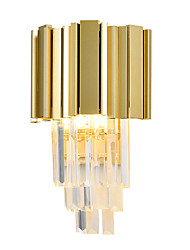 cheap -OYLYW Crystal / New Design Simple / Modern Contemporary Wall Lamps & Sconces Living Room / Bedroom Metal Wall Light 110-120V / 220-240V 60 W