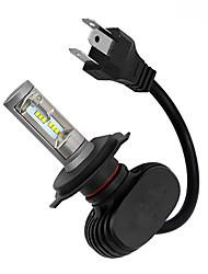 cheap -2pcs Car Light Bulbs 50 W LED Headlamps For universal All years