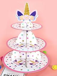 abordables -Décorations de vacances Nouvel An Objets décoratifs Décorative Rose 2pcs