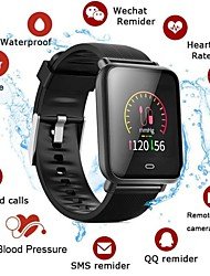 cheap -STQ9 Smart watch Blood Pressure Heart Rate Sleep Monitor Fitness Trakcer Sport Men Women Bracelet for Android IOS