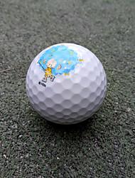 Недорогие -Мячик для гольфа Гольф Спортивный Ластик Назначение Гольф Средний уровень