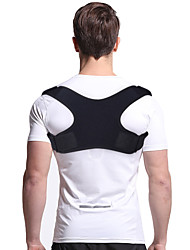 cheap -Protective Gear for Gym Workout Running Washable Muscle support Rubber 1 Piece Sports Black