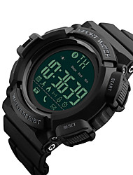 cheap -SKMEI®1249 Men Women Smartwatch Android iOS WIFI Waterproof Sports Calories Burned Long Standby Smart Pedometer Call Reminder Sedentary Reminder Alarm Clock Community Share