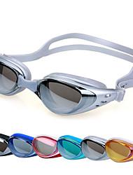 abordables -Lunettes de natation Lunettes de plongée étui à lunettes Extérieur Natation Entraînement Pratique Le gel de silice Polycarbonate Autres Autres