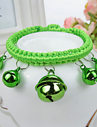 cheap -Cat Dog Necklace Dog Clothes Leather Mixed Material Costume For Spring &  Fall