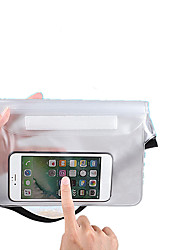 cheap -Cell Phone Bag for Rain Waterproof 22*15 inch PVC(PolyVinyl Chloride) 30 m