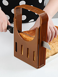 cheap -1pc ABS+PC Multi-function Creative Kitchen Gadget For Bread For Cake Cake Cutter Bakeware tools
