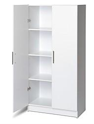 Недорогие -белый шкаф для хранения кладовая гараж домашний офис кухня спальня