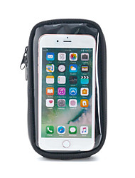 cheap -Motorcycle Cell Phone Bag Waterproof Oil Tank Bag Universal Black