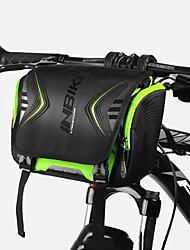cheap -INBIKE 3 L Bike Handlebar Bag Adjustable Large Capacity Waterproof Bike Bag Oxford Cloth Polyester Bicycle Bag Cycle Bag Cycling Cycling / Bike / Rainproof / Reflective Strips / Waterproof Zipper