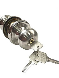 cheap -60 lock margin lock tongue 5cm ball lock stainless steel 5791 ball lock bathroom indoor office door lock