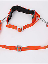 cheap -Double Hook Electrician Belt Safety Harness for Workplace Safety Supplies Waterproof 0.2 kg