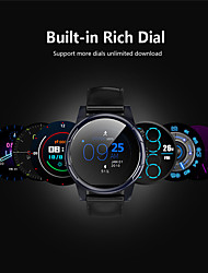 cheap -KUPENG X361 Quad-Core 4G/WiFi Smart Watch BT Fitness Tracker Support Notify/GPS/ Heart Rate Monitor/ Blood Pressure Sport Waterproof Smartwatch