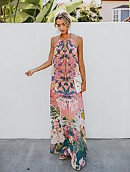cheap -Women's Shift Dress Blushing Pink L XL XXL