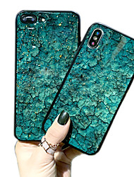 cheap -Case For Apple iPhone XS/iPhone XR/iPhone XS Max/iPhone 8/iPhone 8 Plus/iPhone 7 Plus/iPhone X/iPhone 7/iPhone 6s Plus / iPhone 6s / 6 Pattern Shockproof Back Cover Silicone