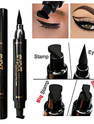 abordables -Marque evpct sexy 7 couleur double tête joint eyeliner durable couleur imperméable eyeliner yeux cosmétique outils de maquillage
