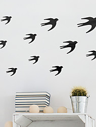 cheap -Decorative Wall Stickers - Mirror Wall Stickers Animals / 3D Bedroom / Kids Room
