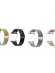 abordables -bracelet milanese montre bracelet pour montre Apple series 1/2/3/4 38mm / 40mm / 42mm / 44m