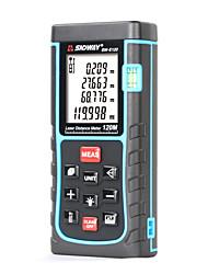 Недорогие -sndway лазерный дальномер для sw-e120 мини дальномер цифровой лазерный дальномер измерительный инструмент