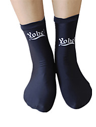 cheap -Men's Women's Water Socks Aqua Socks Lycra Quick Dry Barefoot Diving Surfing Snorkeling Beach - for Adults