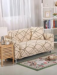 abordables -Housse de canapé imprimée Housse de canapé extensible Housse de canapé pour canapés et causeuses