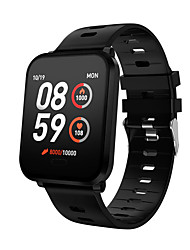 cheap -K10 Smart Watch BT Fitness Tracker Support Notify/Blood Pressure/Heart Rate Monitor Sport Bluetooth Smartwatch Compatible Iphone/Samsung/Android Phones