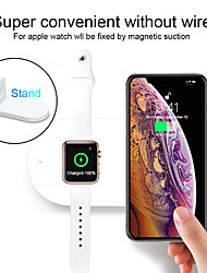 cheap -Floveme 10W Phone Holder Stand Charger 7.5w Fast Charger for Apple Watch 5 4 3 2 iPhone11 11Pro 11 Pro Max XS MAX XR 8 plus X XS Airpods 1 2 Pro