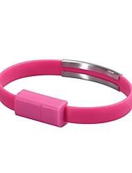 Недорогие -Micro USB Кабель Нормальная / Магнитный TPE Адаптер USB-кабеля Назначение Samsung / Huawei / Nokia