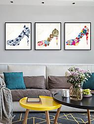 cheap -Framed Art Print Framed Set - Abstract Still Life PS Illustration Wall Art