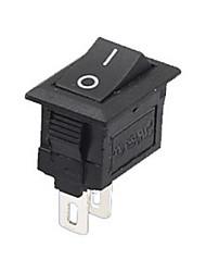 Недорогие -5 шт. / Компл. 2 pin оснастки вкл / выкл положение кнопки оснастки лодки 12 В / 110 В / 250 В t1405 p0.5