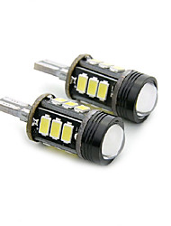 cheap -Car HID Xenon Reversing (backup) Lights Light Bulbs 15 W For universal All years 2pcs