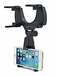 cheap -Universal Car Rear-view Mirror Mount Stand Holder Cradle for Cell Phone