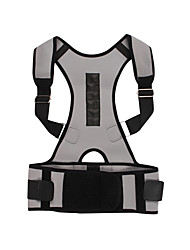 cheap -Men's / Women's Not Specified Underbust Corset - Solid Colored / Fashion, Lace / Sporty / Stylish Light gray L XL XXL