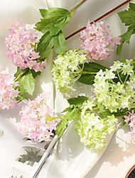 Недорогие -Искусственные цветы Ткань Современный современный Букеты на стол 3