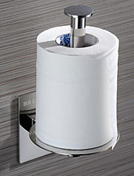 cheap -Toilet Paper Holder Creative Contemporary Stainless Steel 1pc - Bathroom Wall Mounted