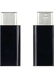 cheap -2PCS Type-C to USB Connectors Adapters