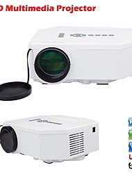 cheap -UC30 30W 150 LUMEN Portable Mini 1080P Hd LED Projector Cinema TheaterEasy Changing in 169 and 43 Aspect Ratio Support PC Laptop HDMI VGA Input.