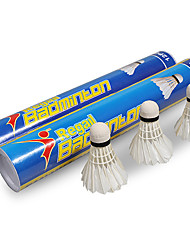 cheap -603-12 Badminton Shuttlecocks 12pcs Duck Feather Ultra Light (UL) / Stability / Durable For Sports & Outdoor Badminton
