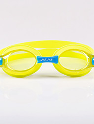 cheap -Swimming Goggles Diving Goggles Glasses Case Training Convenient For Kid's PC PC Others Transparent