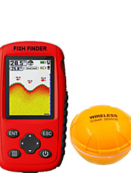 cheap -Fish Finder 1 pcs 139.7 mm LCD 0.6-30 m Wireless Wireless Chargeable General Fishing