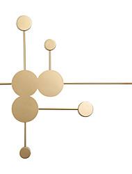 Недорогие -QINGMING® Мини / Творчество Простой / LED Спальня / Кабинет / Офис Металл настенный светильник 110-120Вольт / 220-240Вольт 5 W
