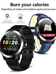 Недорогие -W8 smartwatch ecgppg наручные часы шагомер ip67водонепроницаемый умные часы мужчины женщины bluetooth смарт-группа спортивные часы