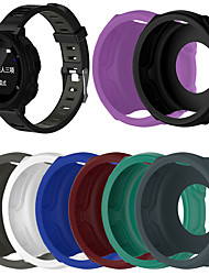 cheap -Soft Silicone Protector Case Cover Shell For Garmin Forerunner 235 / Forerunner 735 Smart Watch
