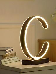 abordables -Artistique Design nouveau Lampe de Table Pour Chambre à coucher / Bureau / Bureau de maison Métal AC100-240V