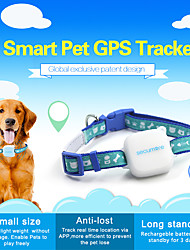cheap -smart pet gps tracker mini dog locator position collar accurate gps tracking tracker cat for animals devices finder Waterproof