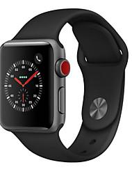 Недорогие -Apple Apple Watch Series 3 42mm(GPS + Cellular) Смарт Часы iOS обновленный Bluetooth Водонепроницаемый Сенсорный экран GPS Пульсомер Израсходовано калорий